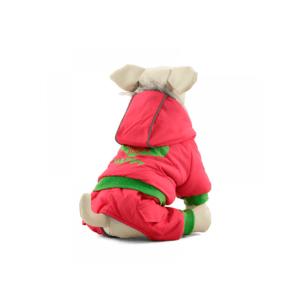 Триол 12211078/TR15XXL red Комбинезон утепленный д/собак