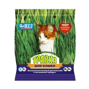 АВЗ Травка д/кошек (пакетик)