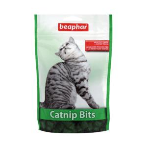 Беафар 12623 Catnip Bits Подушечки д/кошек с кошачьей мятой 35г*35шт