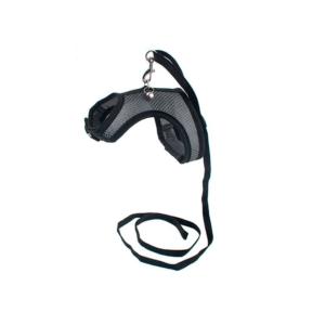 "Дарэлл 035808 Шлейка+Поводок д/кошек, собак ""Аэро"" №8, 3d-сетка , обхват груди 34-40см"