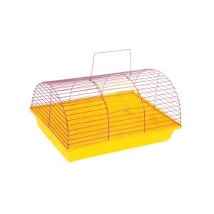 Зоомарк 110 Клетка д/грызунов полукруглая 36*24*22