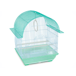 Триол 50671001/1600 Клетка д/птиц, цинк 34,5*26*44см