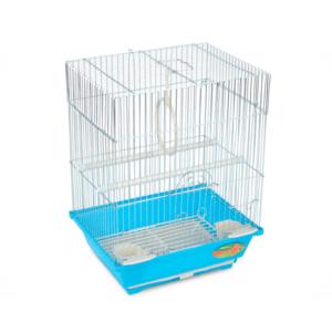 Триол 50671005/2105Z Клетка д/птиц цинк 300*230*390 мм