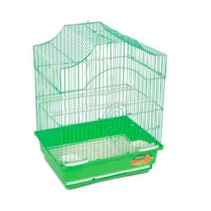 Триол 50691025/1002 Клетка д/птиц, эмаль, 300*230*390мм