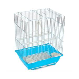 Триол 50671007/2113Z Клетка д/птиц, цинк, 300*230*390мм