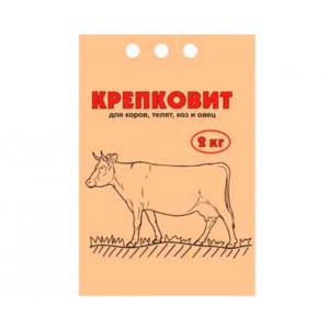 Крепковит д/крупного рогатого скота 2кг