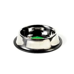 Триол 30261003/1503 Миска металл на резине 0,4л